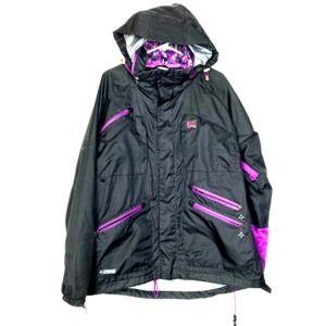 LRG Jacket L Large Black Winter Sports Mens